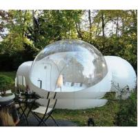 Camping Tree Inflatable Bubble House , Outdoor Inflatable Clear Bubble Tent