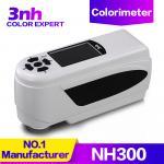 Plastic Particle Laboratory Portable Colour Measuring Instruments NH300 Color Software