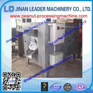 China Peanut roasting machine nuts almond roaster stable performance on sale