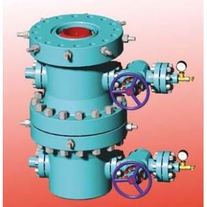 China Casting Head Wellhead Equipment CE and ISO9001 Certificate for Oil / Gas / Fluid on sale