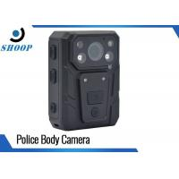 Built - In Microphone Body Worn Surveillance Cameras With 3500mAh Battery