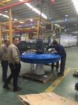 Tratamento de águas residuais de flutuação de superfície dos gaseificadores da alta velocidade automático com impulsor de aço inoxidável