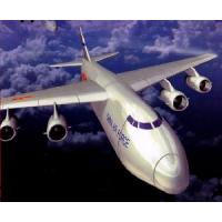 air freight from China to west Europe