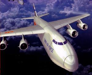 China air freight from China to west Europe on sale