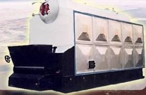 China Horizontal Pressure Coal-fired Hot Water Boiler on sale