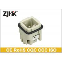 3 Pin Heavy Duty Connector same with Harting Han 3A Plug For Hot Runner