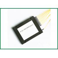 8+1 Wavelength 100GHz Fiber Optic DWDM C-band L-band Low Insertion loss