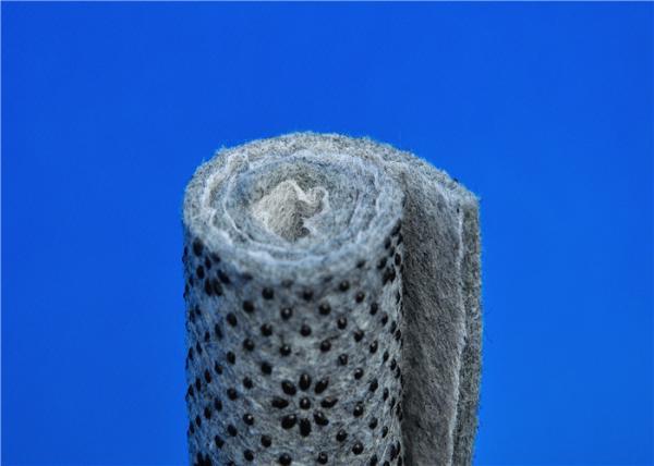 PP Spun Bonded Carpet Underlay Felt , Roof Underfelt For Carpets Images