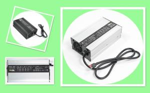 China Smart 24V 20A Battery Charger For Li - Ion / LiFePO4 Battery High Efficiency on sale