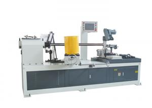China High Performance CNC Paper Tube Machine Dual Heads Model CE Certificated on sale