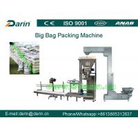 Rice / Sugar / Lentils Big Bag filling and packaging machine