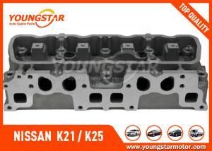 China Engine Cylinder Head For   NISSAN K21 / K25  ; NISSANForklift truck K21   K252.0 11040-FY501 on sale