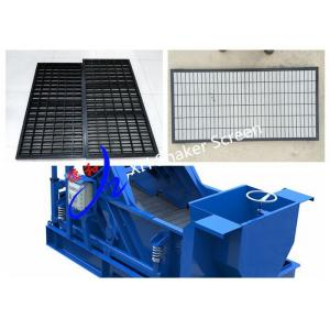 China Composite Material Shale Shaker Screen For Brandt King Cobra Oil Drilling on sale