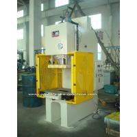China Máquinas hidráulicas de la prensa de poder el C de la hoja con capacidad grande on sale