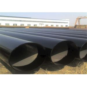 Api 5L, ASTM A53, GB/T9711, grande ligne tuyaux, tuyaux d'acier de la taille ISO3183 en métal pour transmettre l'eau, pétrole, gaz.