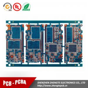 China OEM PCB Manufacturer FR4 Double Sided PCB with UL&ISO9001 on sale