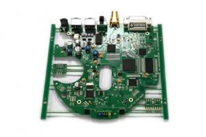 China High Frequency PCB for Multilayer Printed Circuit Board with Blank Pcb Board on sale