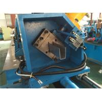 China ISO Standard Stud And Track Roll Forming Machine / Roll Form Machine Φ52mm Roller on sale