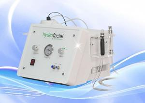 China Water Dermabrasion & Hydra Diamond Microdermabrasion Machine For Spa and Clinic on sale