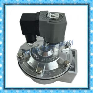 China Goyen Dust Collector Valves Diaphragm Pulse Jet Valve Outlet At 90° To Inlet on sale