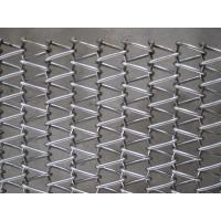 Balanced Weave Metal Conveyor Belts,Drip Chain Wire Mesh Belts for Bottom Ash Hopper