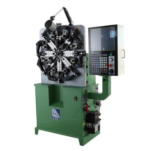 Quality Automatic CNC Spring Machine 0.2 - 2.3mm Spring Forming Machine for sale