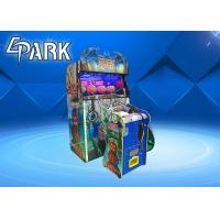 Forest Ghost Electromechanical Shooting Arcade Machines / Shooting Game Simulator