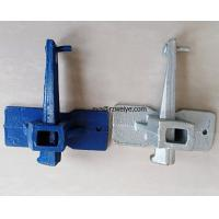 Zinc plated QT450-10  510g paiting wedge coupler formwork clamp in stock