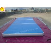 2X4 Tumble Track Drop Stitch Inflatable Matress For Gymnastics
