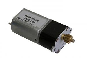 China High Torque Mini 12v DC Gear Motor For Towel Machine / Photographic Equipment on sale