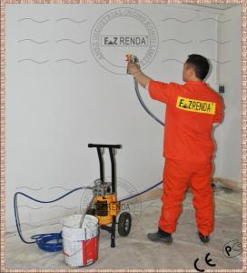 China Automatic Large Flow Diaphragm Electric Airless Paint Sprayer EZ RENDA 2.2L/Min on sale