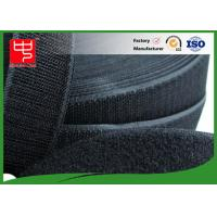 China Safety fire resistant hook and loop fastener tape for clothes , 38mm wide on sale