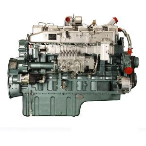China 6 Cylinder Water Cooled Marine Diesel Engines For Generator Low Emission on sale
