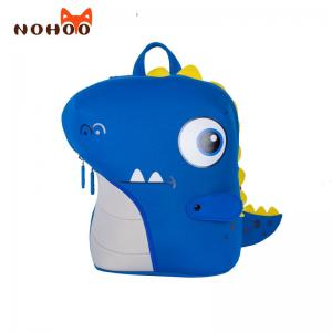 China NHB213 Nohoo factory high quality neoprene 3D toddler animal backpacks on sale