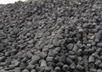 Foundry Industry Cylinder Formed Coke , Low S Coke Material Substitute Product