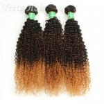 Indian Long Mixed Color Grade 11A  Virgin Hair For Black Woman
