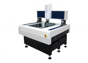 China White And Blue CNC Vision/Video Measuring Machine/System with Non-Contact Displacement Sensor For Industry Measurement on sale