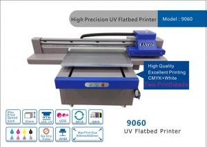 China High Precision Small Flatbed Inkjet Printer UV LED Light System OEM Acceptable on sale