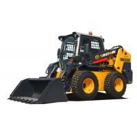 Skid Steer Loader Soil Moving Equipment 67hp Yanmar Engine SWSSL835
