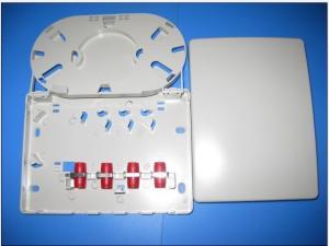 China Surface Mounted Fiber Optic Termination Box fiber wall sockeT SFU rosette on sale