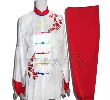 female wushu clothes with colour bottons for sale – Women's