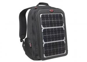 China Casual Solar Charger Bag / Solar Powered Bag Folding Size 7.28*49.53 Inches on sale