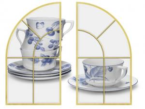 China 70% Transmittance Kitchen Cabinet Glass Oxygenation Heat Resistant on sale