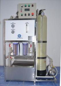 China Fresh Water Generator On Ships / Reverse Osmosis Fresh Water Generator With 5 T/D Capacity on sale