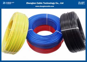 China RVS Wire Rated Voltage Uo/U:300 / 300 V CU Conductor/ Electrical Wires And Cables Use for Builing and House on sale