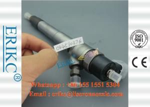 China ERIKC 0445110376 Fuel Injector Bosch 0 445 110 376 diesel fuel pump injection 0445 110 376 for CUMMINS on sale