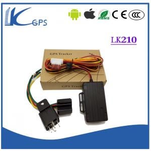 China LKgps@ High Sensitive Global Mini GPS Tracker Battery Powered For Motorcycle LK210 on sale