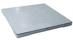 China Low Profile Industrial Floor Pallet Scale / Stainless Steel Floor Scale on sale