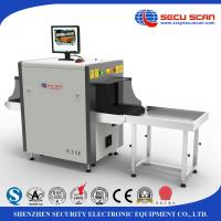 China Color Image X Ray Baggage Scanner on sale