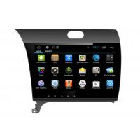 2 Din Full Touch Navigation With Android Player for Kia K3 Cerato